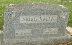 Lucy Josephine <I>Hardin</I> Ammerman