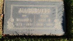 William L Allenbaugh