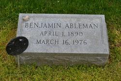 Benjamin Ableman
