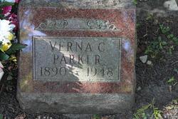 Verna Catherine <I>Pugh</I> Parker