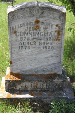 Agnes <I>Hume</I> Anderson Cunningham