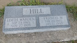 Francis Marion Hill