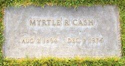 Myrtle Ruth Cash