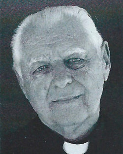 Rev Raymond Louis Hebert
