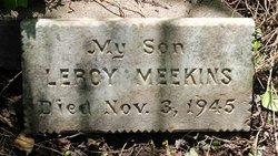 Leroy Meekins
