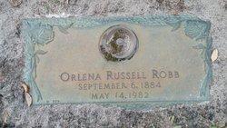 Orlena <I>Russell</I> Robb