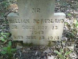 William McFarland, Jr