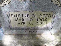 Pauline Reed