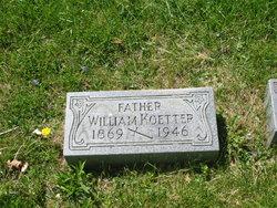 William Anthony Koetter, Sr
