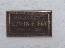 Edwin F Fry