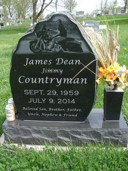 "James Dean ""Jimmy"" Countryman (1959-2014) - Find A Grave Memorial"