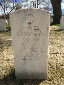 Daniel Greene, Jr