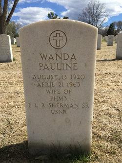 Wanda Pauline Sherman