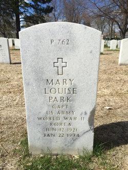 Mary L Park
