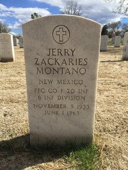 Jerry Zackaries Montano