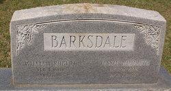 Jessie <I>Hildreth</I> Barksdale