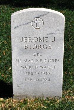 Jerome John Bjorge