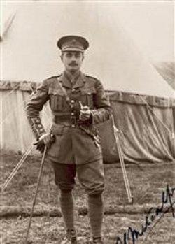 Maj John Chayter Metcalfe
