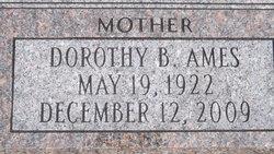 Dorothy Bernice <I>Ames</I> Nevins