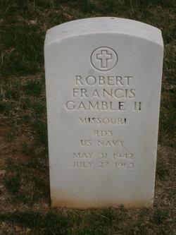Robert Francis Gamble, II