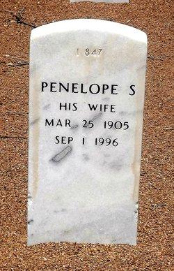 Penelope <I>Snyder</I> Hutchinson