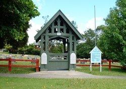 St. Saviour's Anglican Churchyard