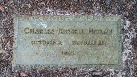 Charles Russell Horan