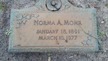 Norma A, Mohr
