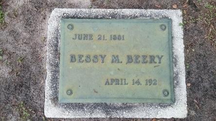 Bessy M Beery