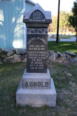Charles W Arnold