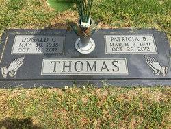 Patricia <I>Baity</I> Thomas