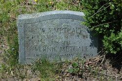 Vernie <I>Haynes</I> Metcalf