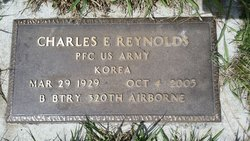 "Charles E. ""Charlie"" Reynolds"