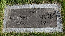 Russell Dean Mann