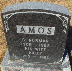 G Norman Amos