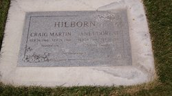 Craig Martin Hilborn