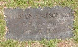 Williston Madison Cox, Jr