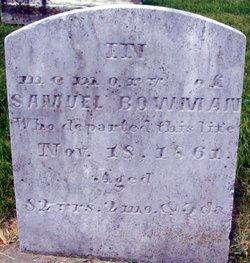 Samuel Bowman