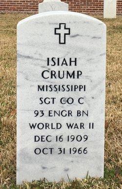 Isiah Crump