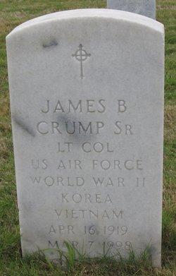 James B Crump, Sr