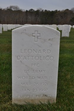 Leonard D'Attolico