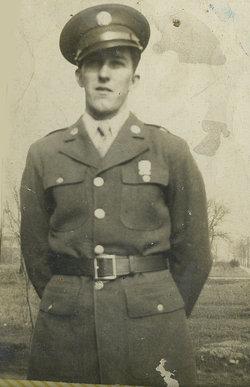 Pvt. Robert Richard Payne