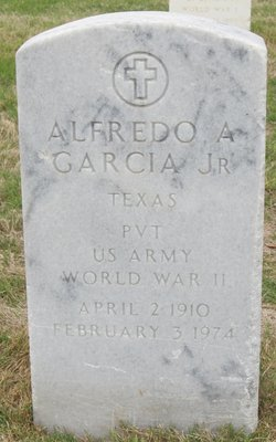 Alfredo Alonso Garcia, Jr
