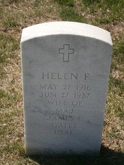 Helen E. <I>Firman</I> Gates
