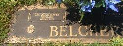 Dr Alan Hayes Belcher, Sr