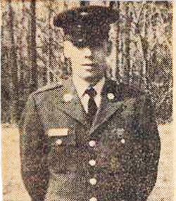 PFC Charles Howard Richards Jr.