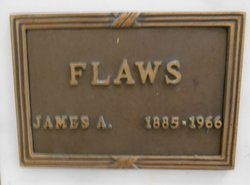 James Alexander Flaws