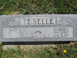 Mary E <I>McKay</I> TeSelle