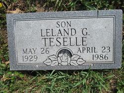 Leland G TeSelle