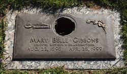 Mary Belle Gibbons